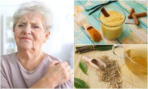 6 натуральних засобів, які знімають біль від артриту