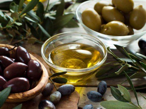 Споживайте оливкову олію