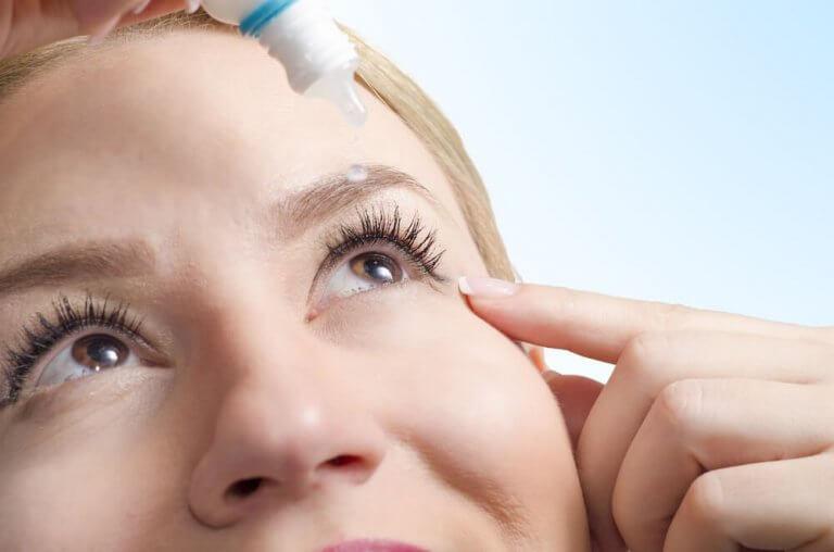 кондиціонер викликає сухість очей