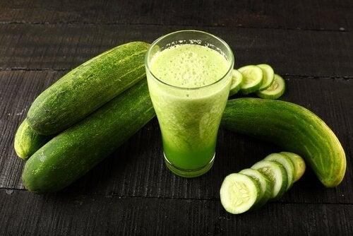 Огірковий сік: 6 переваг для організму людини