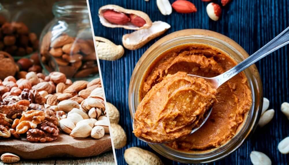 Як приготувати неймовірно смачні горіхові пасти