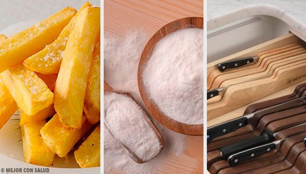Кухонні хитрощі, які полегшать вам життя