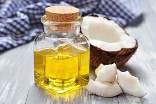 кокосова олія для полоскання рота