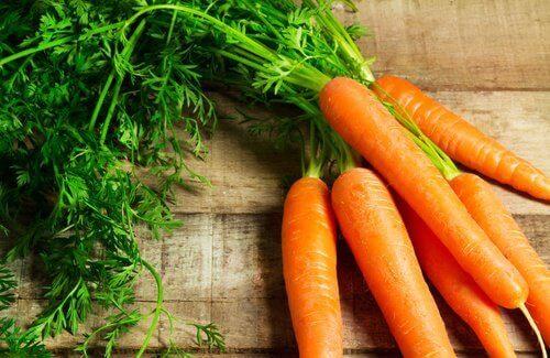 морква для лікування проблем із травленням