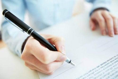 Що про вас говорить ваш підпис?