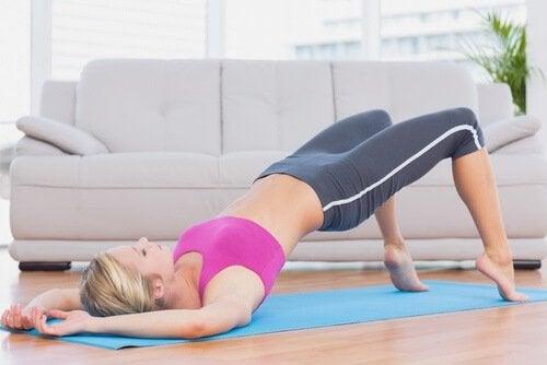 вправи і спазми сечового міхура