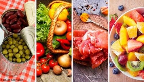 Здорові альтернативи для нездорової їжі