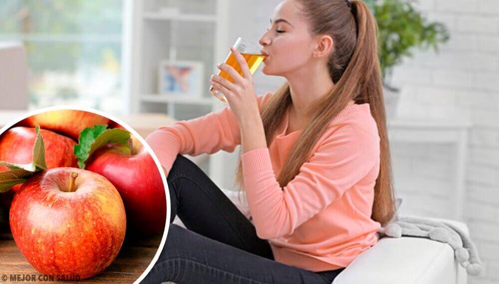 8 переваг вживання яблучного соку