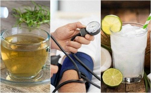 Природні засоби для контролю кров'яного тиску