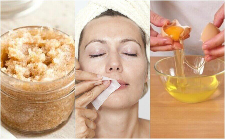 Природне видалення волосся за допомогою 4 інгредієнтів
