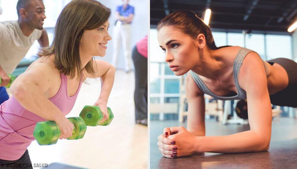 5 ефективних вправ, щоб зменшити бюст