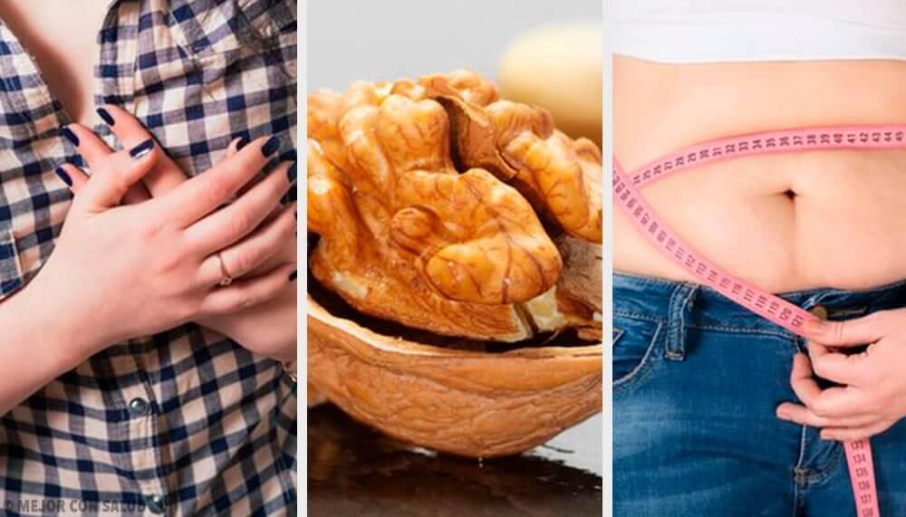 Властивості горіхів: 10 дивовижних фактів