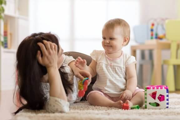 гімнастика з дитиною