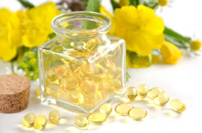 Олія примули проти ревматоїдного артриту