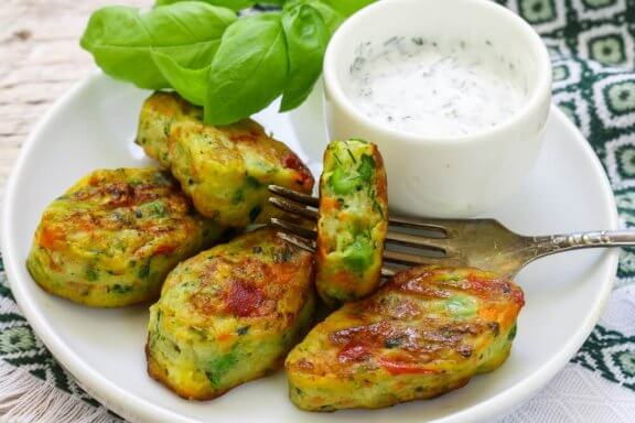 Вегетаріанські нагетси: 3 смачні рецепти
