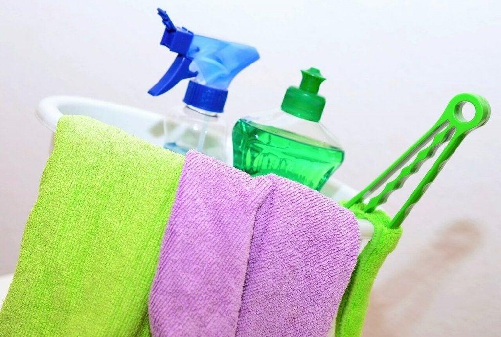 Які частини дому ми часто забуваємо очищувати?