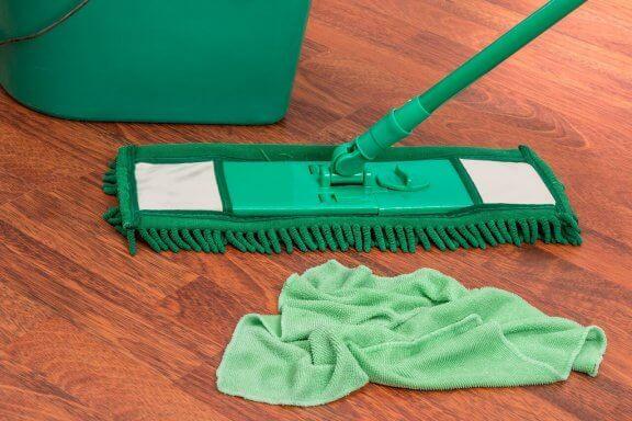 Натуральний цитрусовий засіб для очищення підлоги