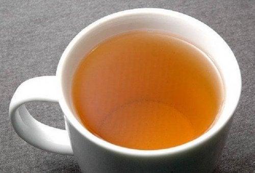 оливковий чай від гіпертензії