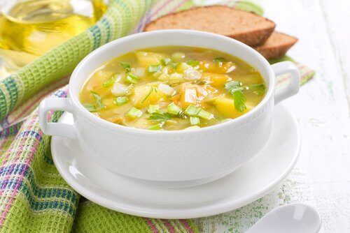 як приготувати овочевий суп