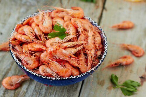 безглютенові страви з морепродуктами