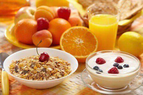 сніданок допоможе повернутися в ідеальну форму