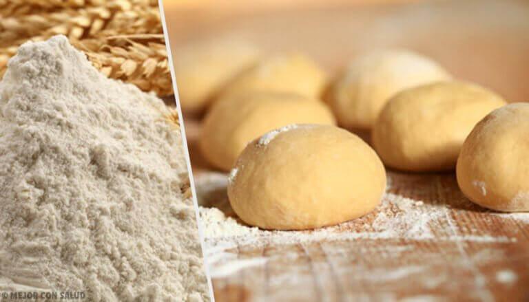 тісто для виготовлення хліба