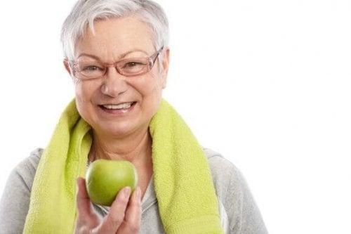 Вікове набирання ваги: як цьому запобігти