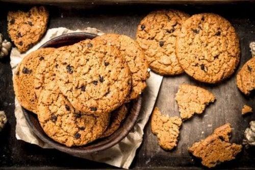Як приготувати прісне вівсяне печиво: три рецепти