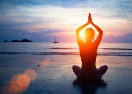 ефективне заняття з йоги
