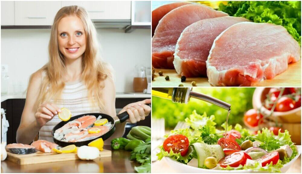 6 порад для приготування знежиреної їжі