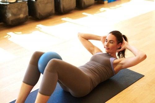 вправи для відновлення коліна