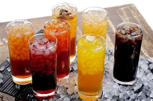 газовані напої