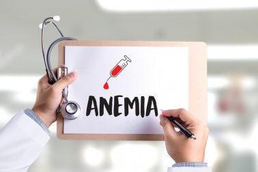Корисні продукти для боротьби з анемією