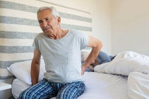Як краще спати, якщо у вас псоріатичний артрит