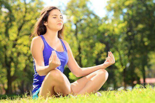 медитація для підвищення самооцінки