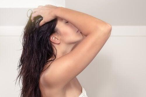 зволожувач для волосся