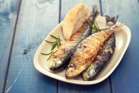 риба містить багато йоду
