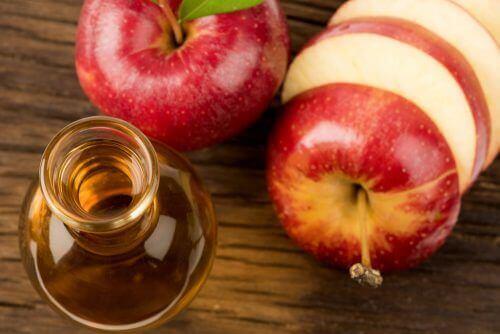 яблучний оцет від головного болю