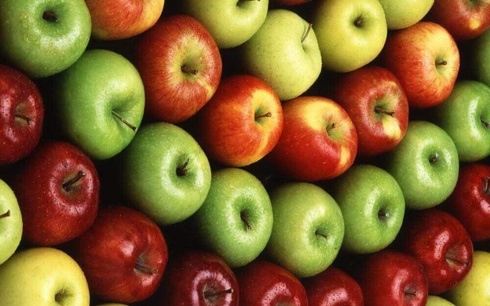 очисний лимонад на основі свіжих яблук