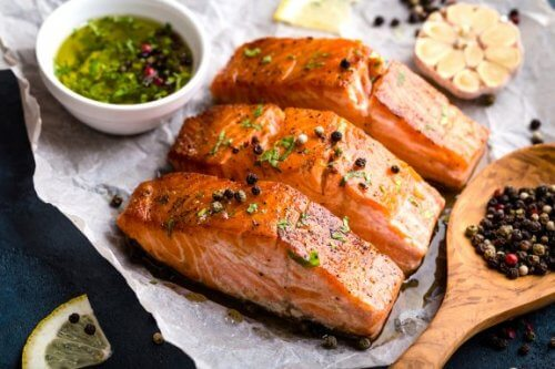 Запечений лосось: три способи приготування
