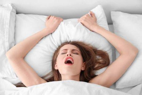 жіночий оргазм