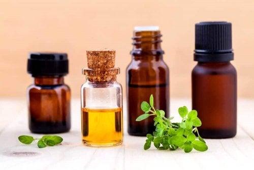 Природні ефірні олії від закладення носа