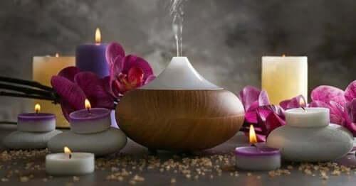 ароматерапія та головний біль