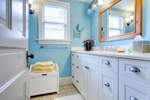ідеї для прикрашання ванної