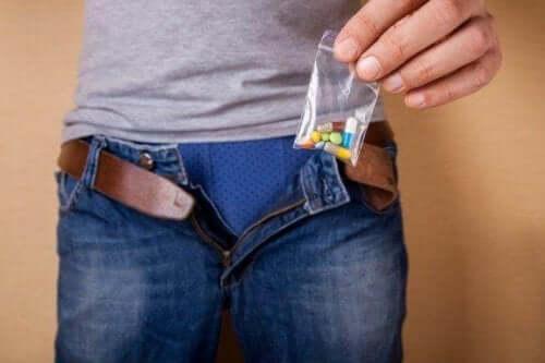 Наркотичні речовини та еректильна дисфункція
