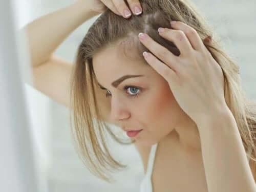 харчування для зміцнення тонкого волосся