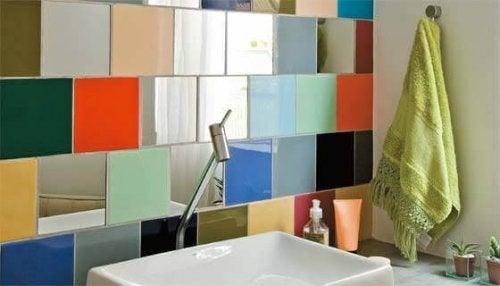 плитка для прикрашання ванної