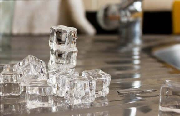 лід для боротьби з головним болем