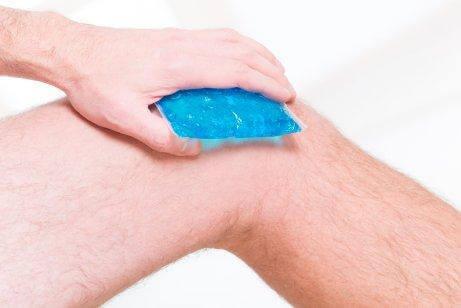 холод для лікування суглобів