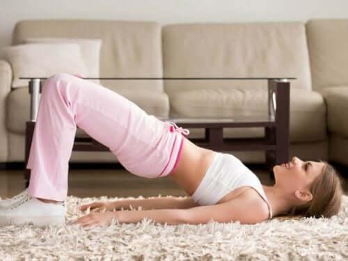 вправи для зміцнення кісток для ніг